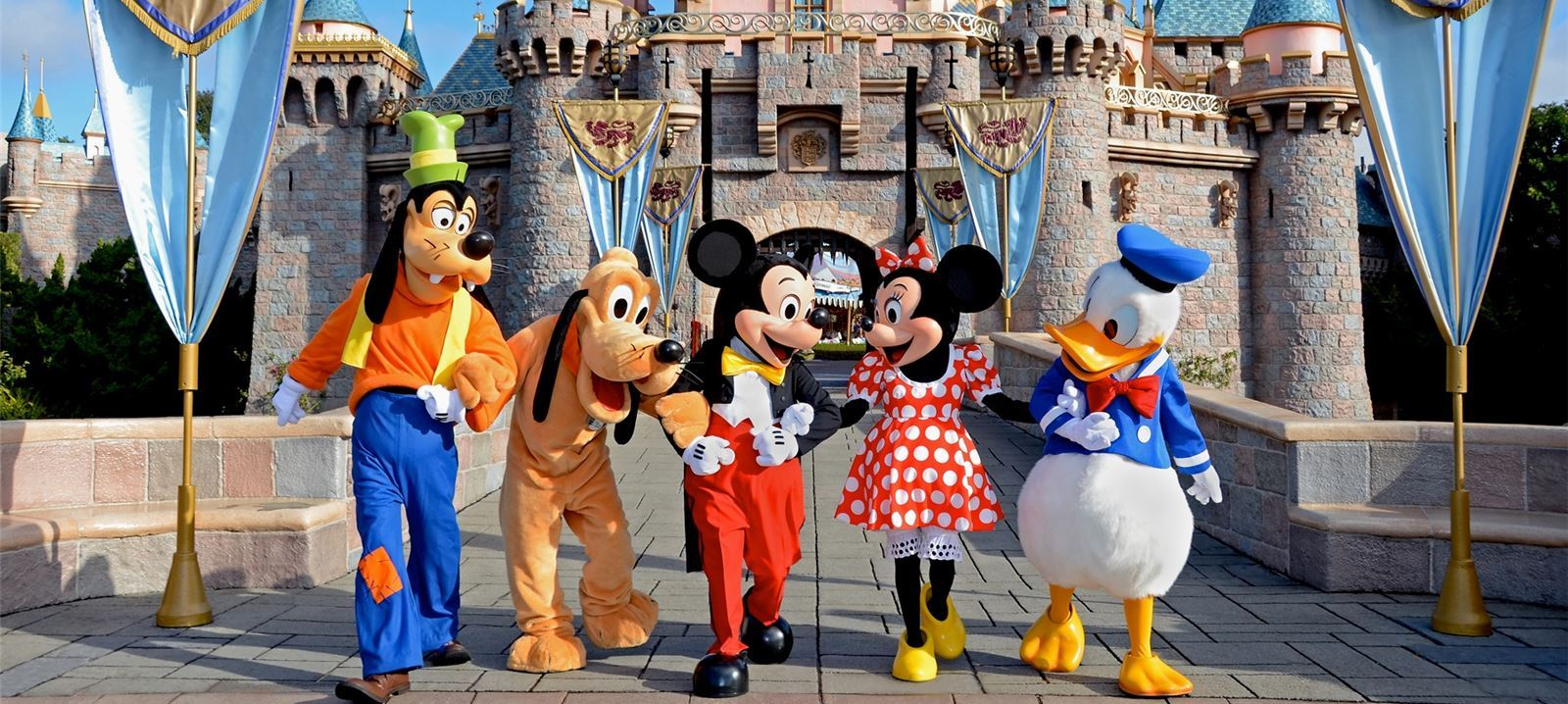 Disneyland® Resort Vacation Package at Anaheim Hotel