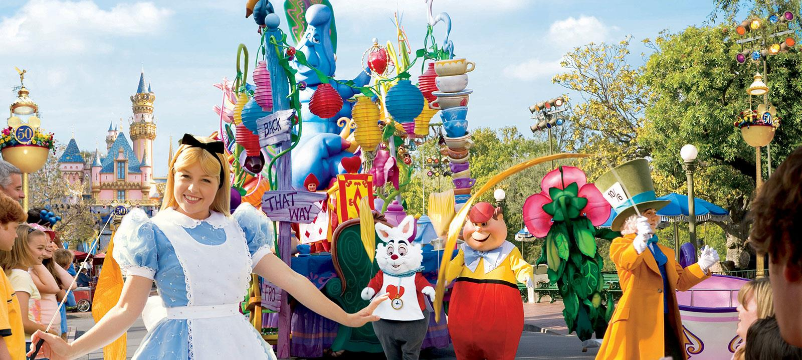 Disneyland® Resort Vacation Package from Anaheim CA Hotel